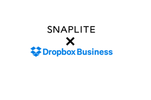 SnapLite x Dropbox Business
